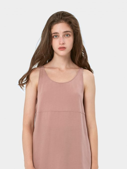 Silk Pajamas   Cool Silk Tank Top   Nap - The Luxury Sleepwear