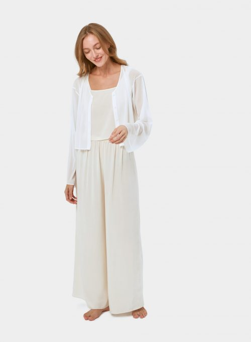 cool silk loungewear sets