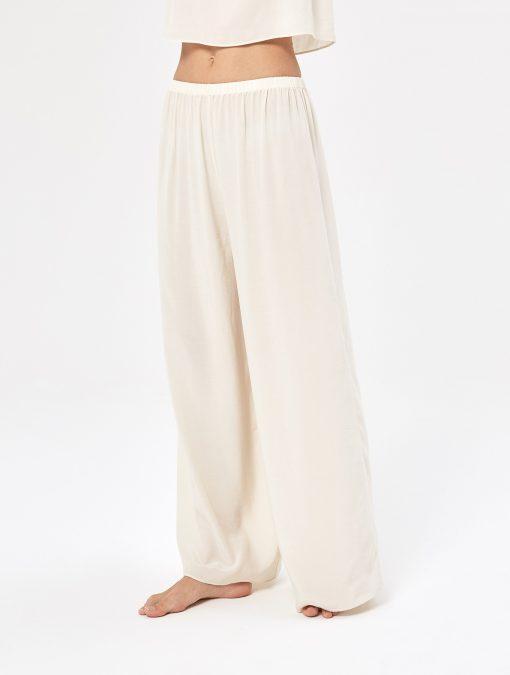 Women Loose Wide-Leg Trousers