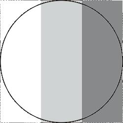 White/Gray/Dark Gray